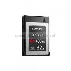 32GB XQD G-Series 400MB/s NEW
