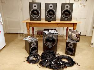 Dynaudio AIR 15/6 5.1 Surround Sound Speaker Set