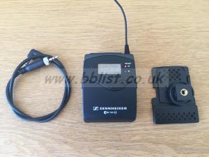 BB List - ITEM 70447, Sennheiser EW 100 G3 Receiver United Kingdom