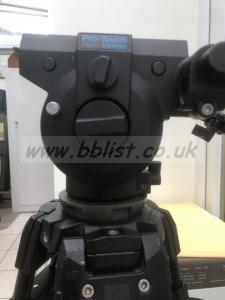 Vinten Pro-Touch 9 fluid head & Vinten legs