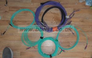 14x TSL HD/3G Video BNC Cable Reels