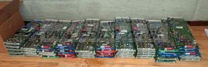 50x Snell Wilcox IQ Modular Boards
