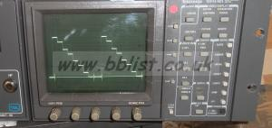 Tektronix WFM-601SDI Waveform Scope + TSL BD PPM Monitor