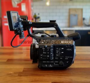 Sony FS5 4k Camera, RAW update, Atomos Shogun Inferno