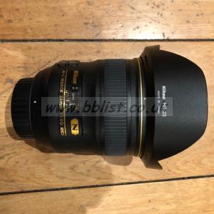 Nikkor AF-S 24mm 1:1.4G ED lens