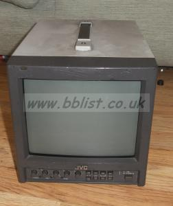 JVC TM-1050PND SDI 10inch Broadcast Monitor
