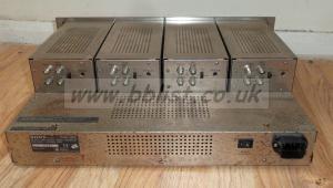 Sony PVM-4B1E Pal Quad 3U B/W Quad Monitors