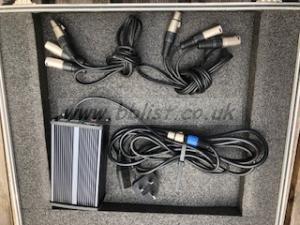 Audio developments Ltd A146 flatbed mixer.