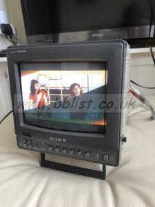 Sony PVM-9020ME 9inch Colour monitor  with Porta Brace cover
