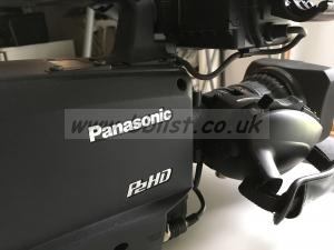 Panasonic HPX-301e P2 Video camera