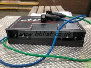 Hawk Woods APR1  two way radio rack for  audio Ltd 2040s