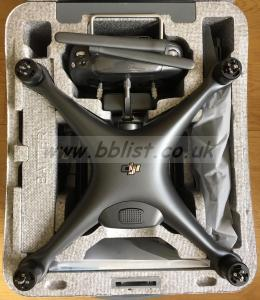 DJI Phantom 4 Pro Obsidian Edition Drone Itself