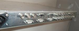 Courtyard Onscreen SDI CY-250D VT Clock System