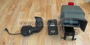 Ikegami HK Series Camera Viewfinders and adaptor