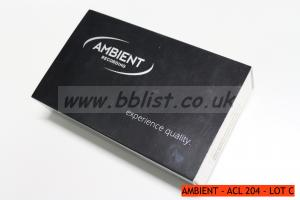Ambient ACL-204 - LOT C