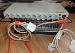 5x Power 1u Distribution Racks