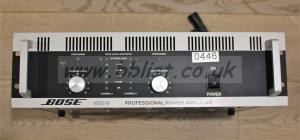 BOSE 1800/IV PROFESSIONAL POWER AMPLIFIER