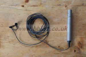 Sony ECM 77-B microphone