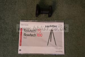 Sachtler Flowtech 100 Tripod