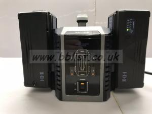 IDX VL-4S V lock battery charger in very good condition