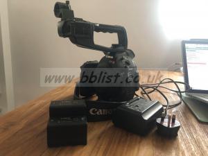 Canon C100 Body