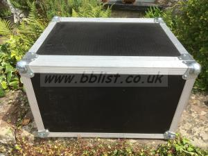 6U rack flight-case