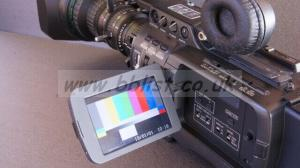 JVC GY-HD110 Fujinon TH16x5.5brmu camcorder Plus ID-X