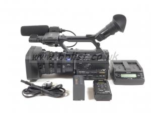Sony HVR-Z7N Professional Camcorder Zeiss lens