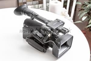 Sony HVR-Z7N Professional Camcorder Zeiss lens