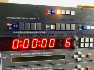 Alpermann Velte Rubidium / DK Audio SPG Timing set