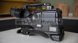 Sony PDW-F800 XDCAM Camcorder with HDVF20A Viewfinder