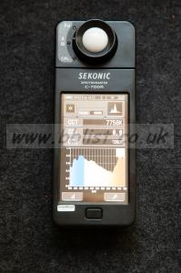 C700R Sekonic Color Meter