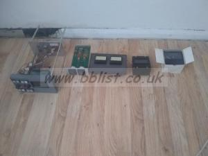 Lot of 5x BBC design audio ppm units
