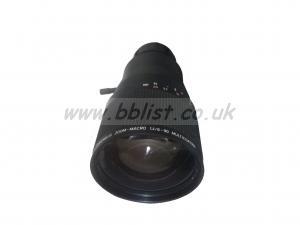 Angenieux zoom-macro 1.4/6-90 lens