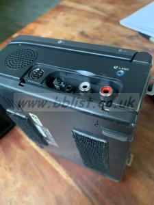SONY DSR-V10P DVCAM Clamshell c/w CVX-V18NSP colour/IR Cam