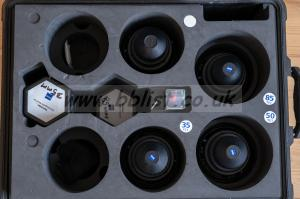 Set CP.2 3 Super speed 35,50,85mm + 15mm 2,9 PL mount