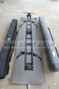 Kessler Crane Cine Slider Unit with accessories(used)