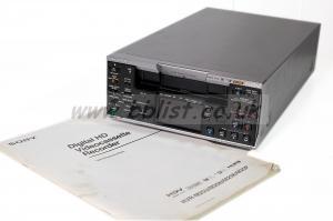 SONY HVR-M25E Videocassette Recorder