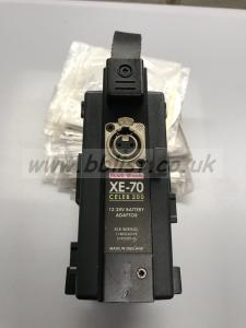 Hawk wood battery hold for LEDs