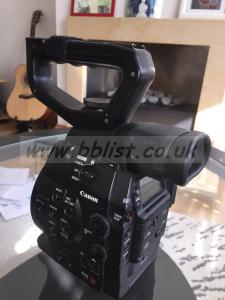 Canon C300 Mark 1 EF mount