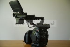 Canon C300 Mark 1 EF mount