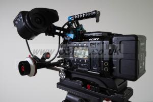 Sony F55 Package