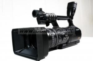 SONY HVR-V1E camera