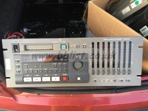Sony PCM-800 8 track digital recorder