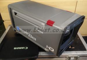 Canon 23x HD boxlens, broken!