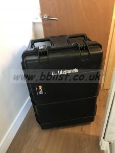 Litepanels Trio Peli Travel Case with Cut Foam