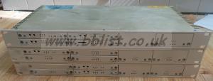 3x Audio+Design AES,Audio Converter/Distribution Racks