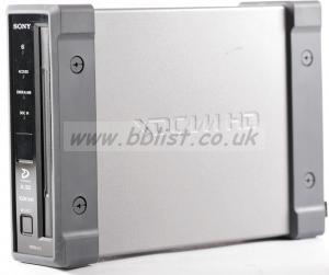 Sony PDW-U1 XDCAM Single/Dual Layer External drive