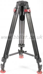 Sachtler Tripod Speed Lock 75 CF with Mid-Level spreader.