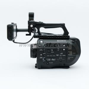 Sony PXW-FS7 4K Super35 Video Camera Kit with Speedbooster